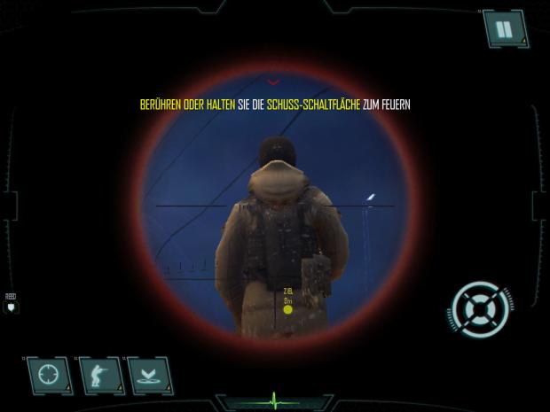 Call of Duty - Strike Team (Screenshots: Golem.de)