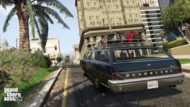GTA 5 (Bilder: Rockstar Games)