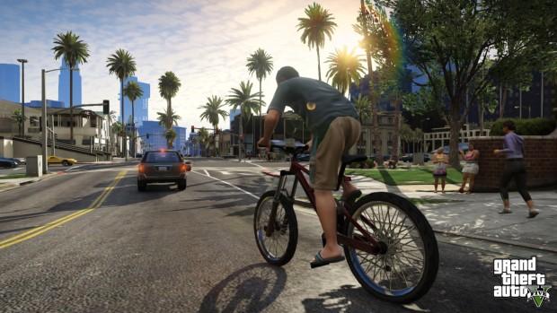 GTA 5 - von Rockstar bearbeitete Screenshots