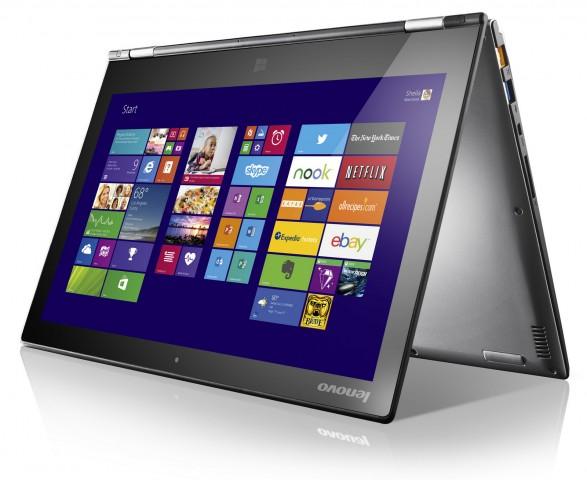 Das Yoga 2 Pro (Bild: Lenovo)