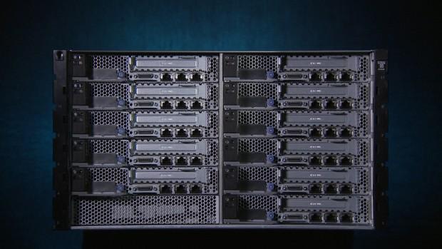 Nextscale-Server von IBM (Bilder: IBM)