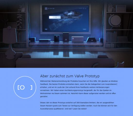 Die ersten 300 Prototypen sollen noch dieses Jahr ausgeliefert werden. (Screenshot: Golem.de)