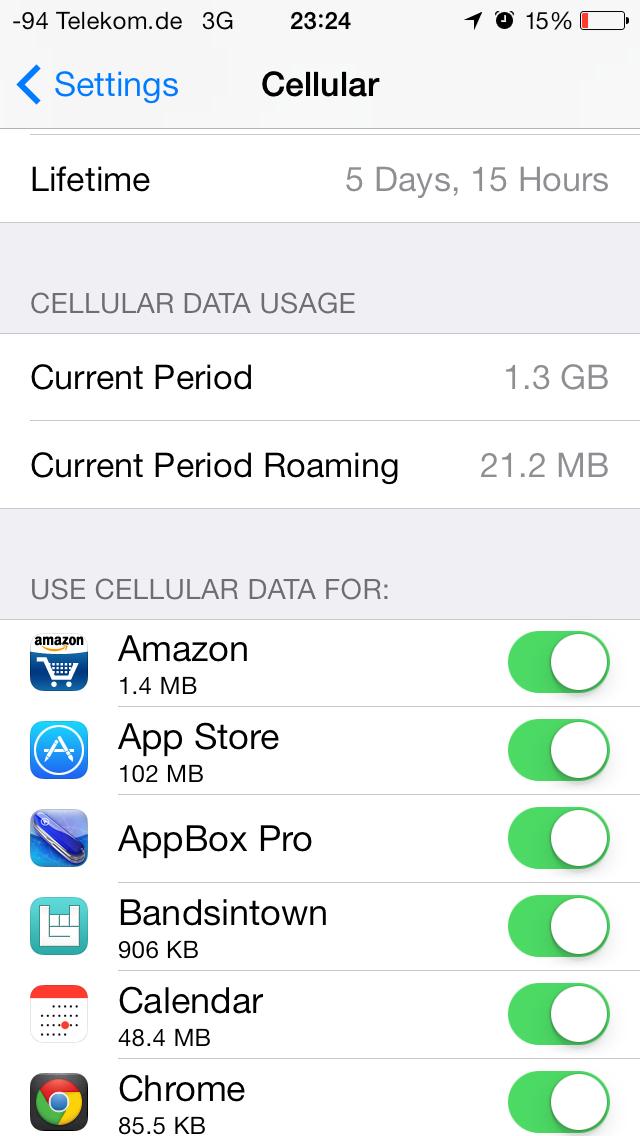 iOS 7 im Test: Bunte Farben und kleine Kompatibilitätsprobleme -