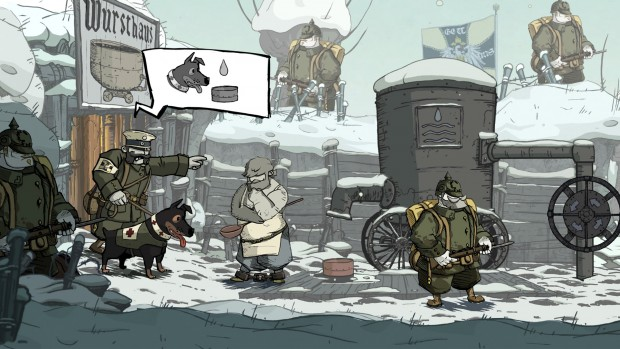 Valiant Hearts: The Great War (Bilder: Ubisoft)
