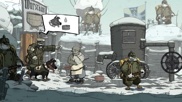 Valiant Hearts: The Great War (Bilder: Ubisoft)