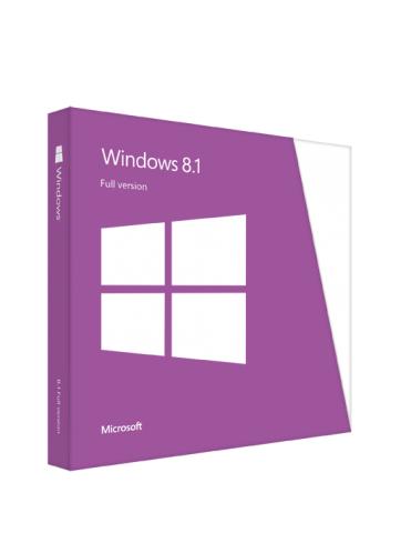 Verpackung von Windows 8.1 (Bild: Microsoft)