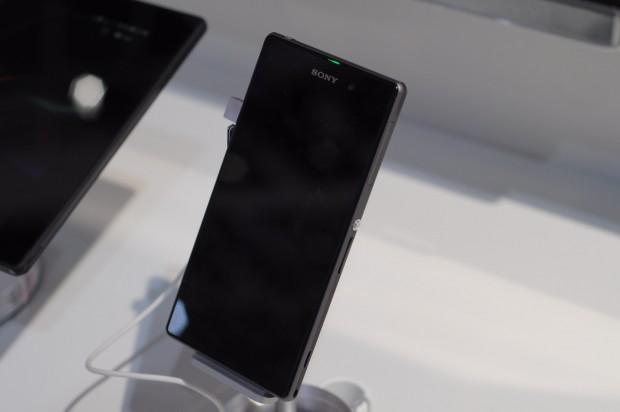 Sonys neues Xperia Z1 (Bild: Andreas Sebayang/Golem.de)