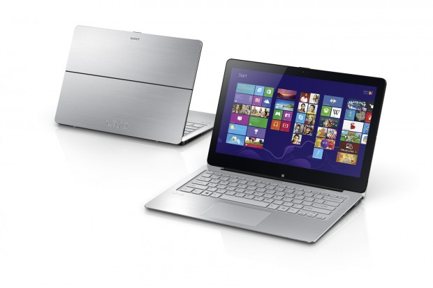 Sony Vaio Fit 13A (Bild: Sony)