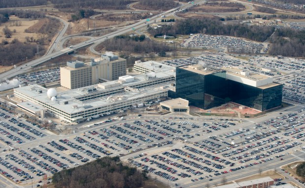Hauptquartier der National Security Agency (NSA) in Fort Meade, Maryland (Saul Loeb/AFP/Getty Images)
