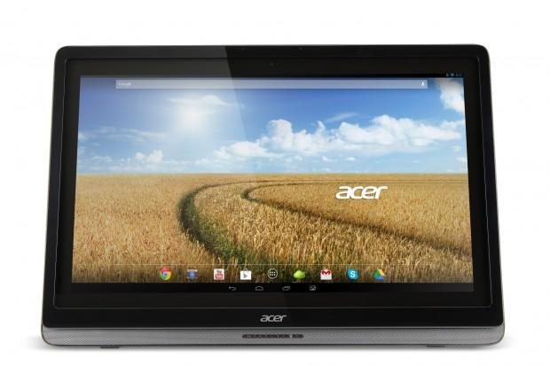 Der neue Android-PC DA241 HL von Acer (Bild: Acer)