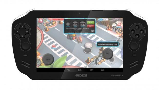 Das neue Gamepad 2 von Archos (Bild: Archos)