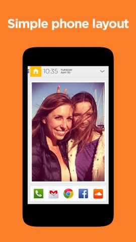 Der neue Aviate-Launcher soll die Android-Benutzeroberfläche vereinfachen. (Bild: Aviate)