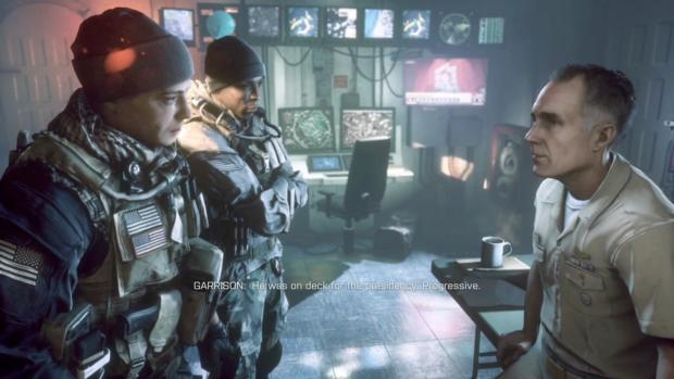 Battlefield 4 auf der Playstation 4 im 720p-Modus (Bilder: Golem.de)