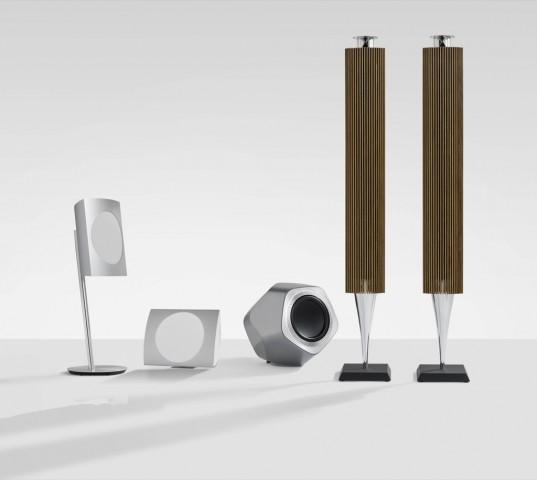 bang olufsen drahtlose edellautsprecher nach dem wisa. Black Bedroom Furniture Sets. Home Design Ideas
