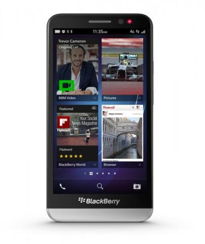 Blackberry Z30 (Bild: Blackberry)
