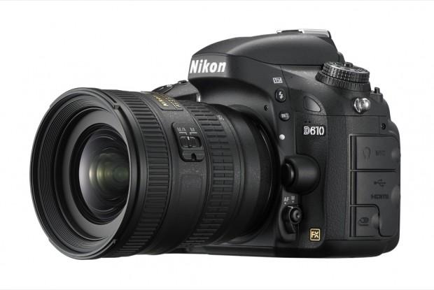 Nikon D610 (Bild: Nikon)