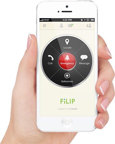 App von Filip (Bild: Filip)