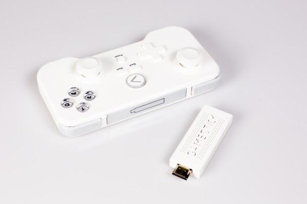 Die Android-Spielekonsole Gamestick von Playjam (Bild: Fabian Hamacher/Golem.de)