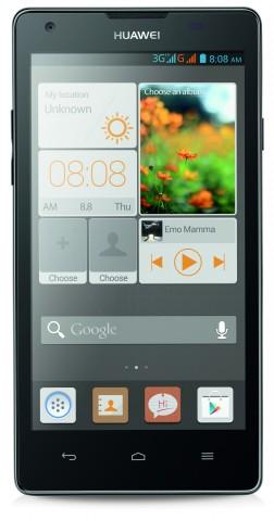 Huaweis Android-Smartphone Ascend G700 ist jetzt in Deutschland erhältlich. (Bild: Huawei)