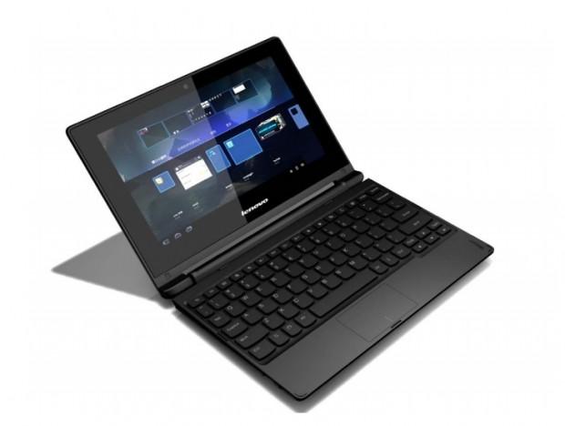 Lenovos noch unangekündigtes Android-Convertible Ideapad A10 (Bild: Lenovo)
