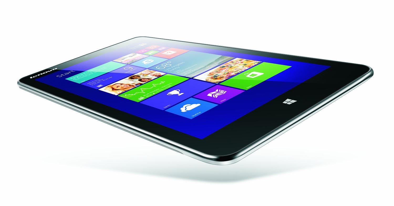 Lenovo Miix 2: 8-Zoll-Tablet mit Windows 8.1 und Bay-Trail-SoC für 300 USD - Im Inneren arbeitet ein Intel-Atom-Quad-Core-Prozessor der Bay-Trail-Generation. (Bild: Lenovo)