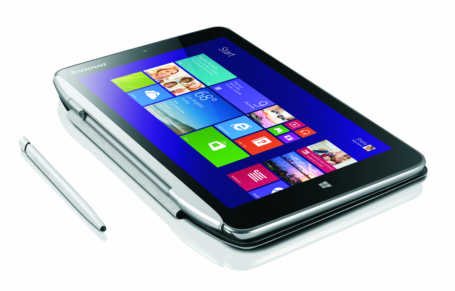 Lenovo Miix 2: 8-Zoll-Tablet mit Windows 8.1 und Bay-Trail-SoC für 300 USD -