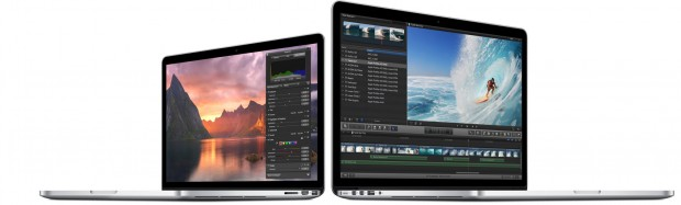 Macbook Pro mit Haswell (Bild: Apple)