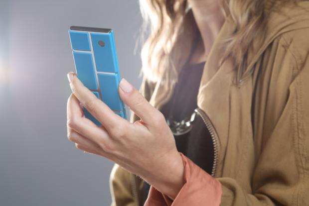 Project Ara - modulares Smartphone-Konzept (Bild: Motorola)