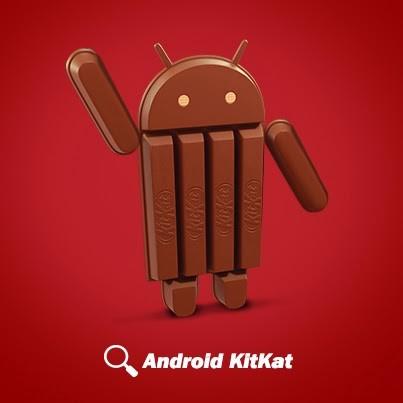 """Teaser-Foto zu Android 4.4 vom 15. Oktober 2013 mit der Unterzeile """"Everybody Dance Now"""" (Bild: Nestlé)"""