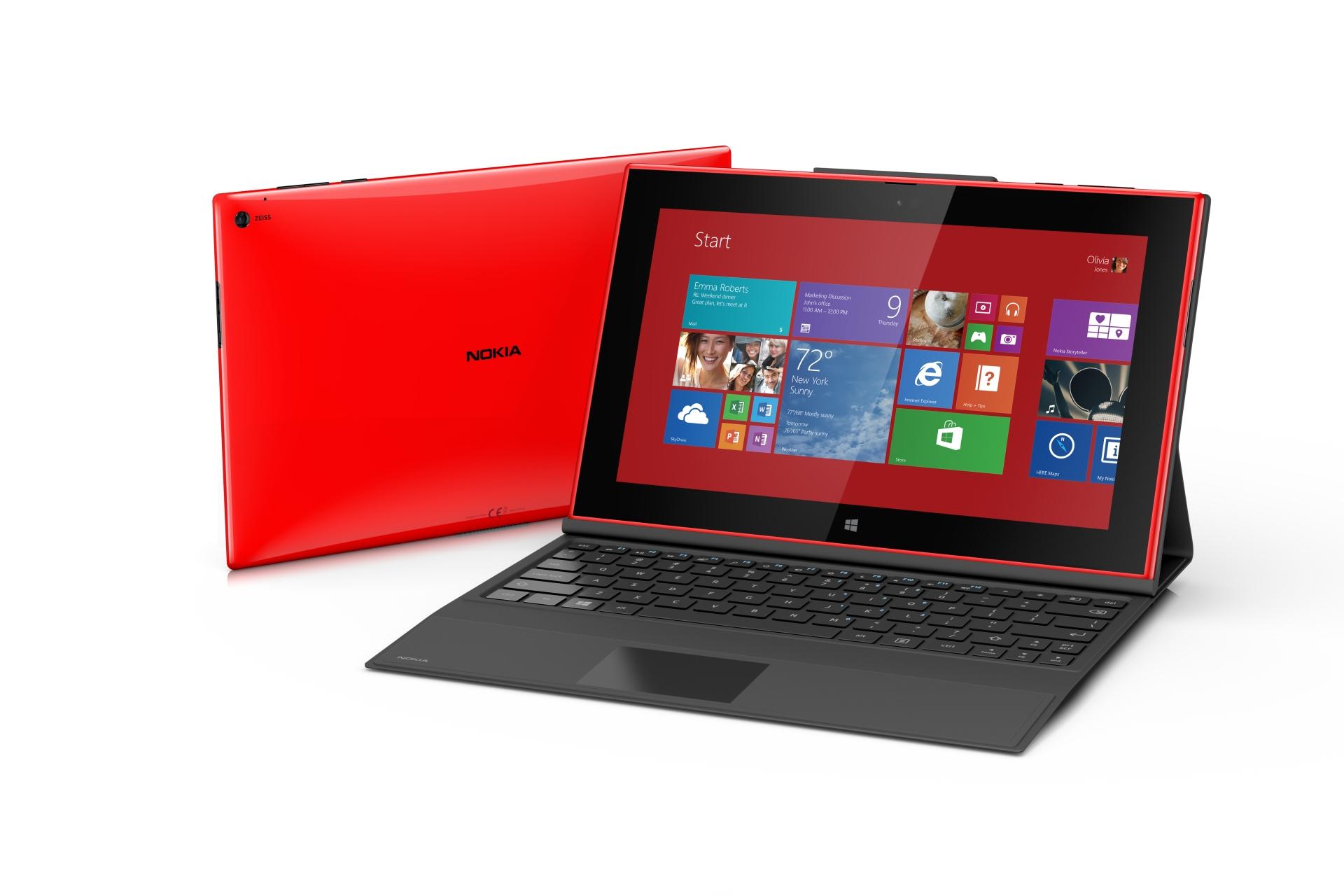 Lumia 2520: Nokias erstes Tablet kommt mit Snapdragon 800 und LTE -
