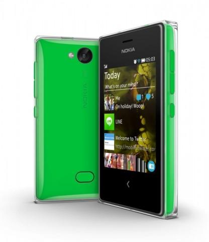 Asha 503 (Bild: Nokia)