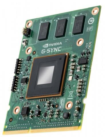 G-Sync-Modul von Nvidia (Bilder: Nvidia)
