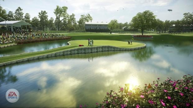 PGA Tour auf einer Next-Gen-Konsole...