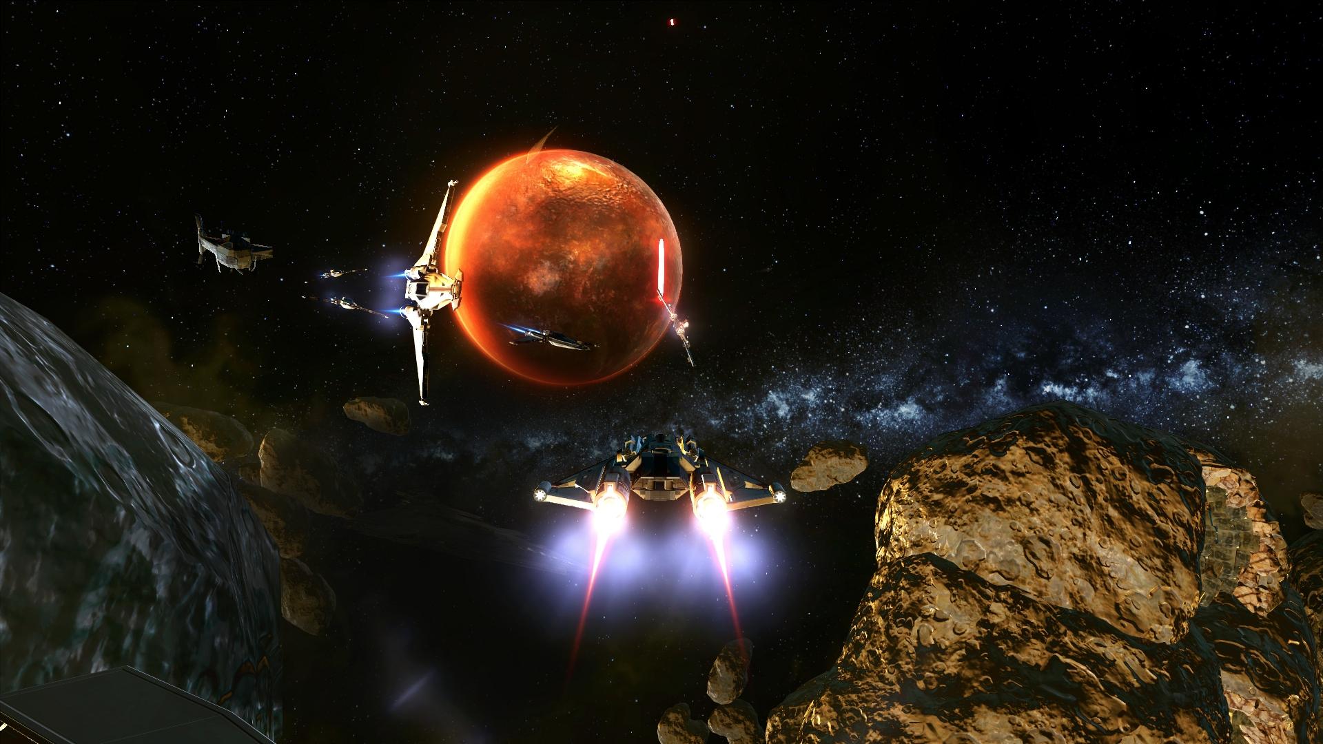 SWTOR: Weltraumschlachten für Sternenkrieger - SWTOR: Galactic Starfighter