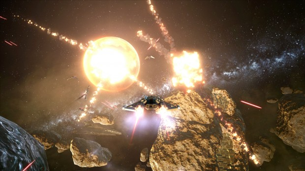 SWTOR: Galactic Starfighter (Bilder: EA)