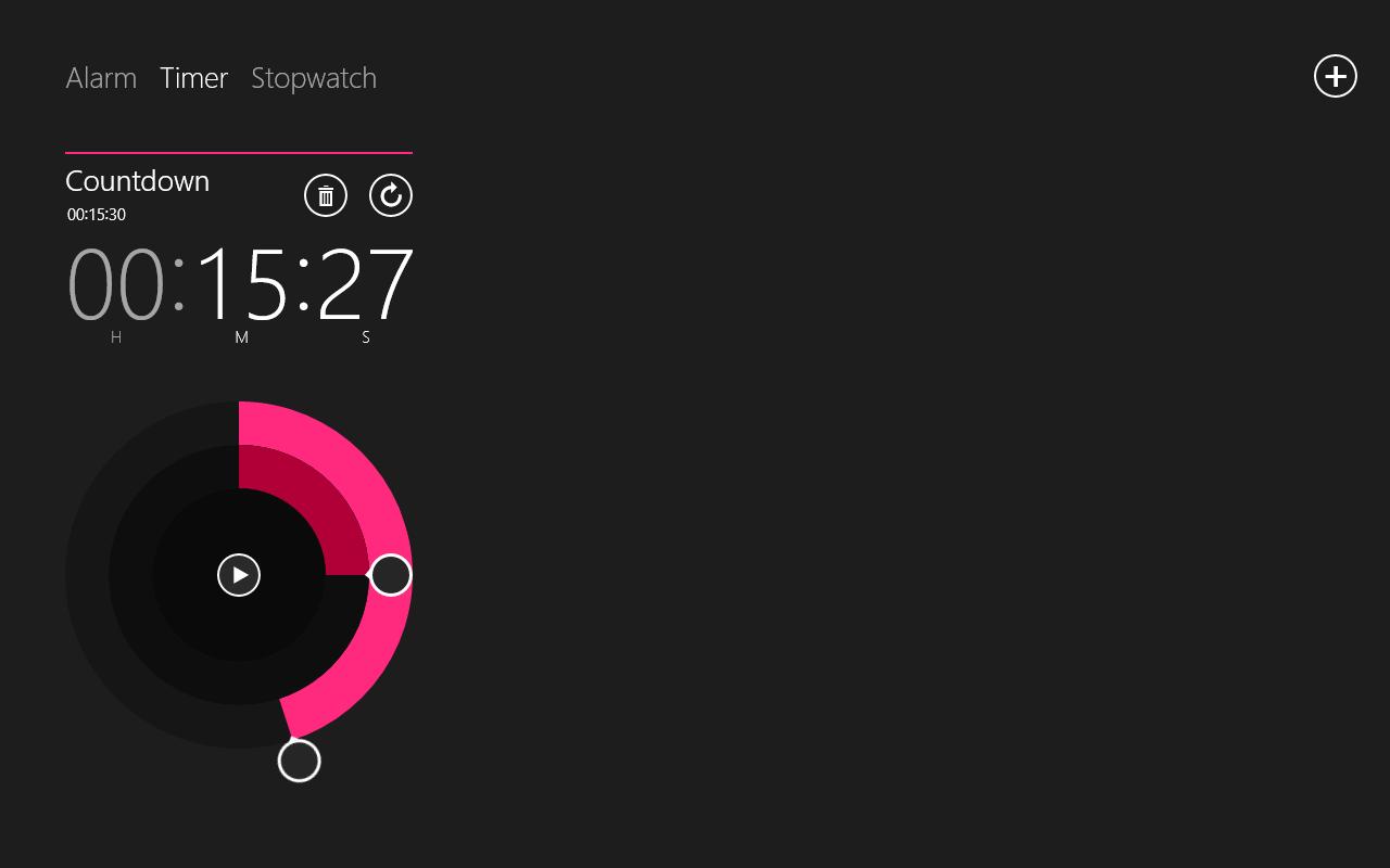 Windows 8.1 im Test: Nicht mehr die Suche suchen - Auch einen Counter gibt es. (Screenshot: Golem.de)