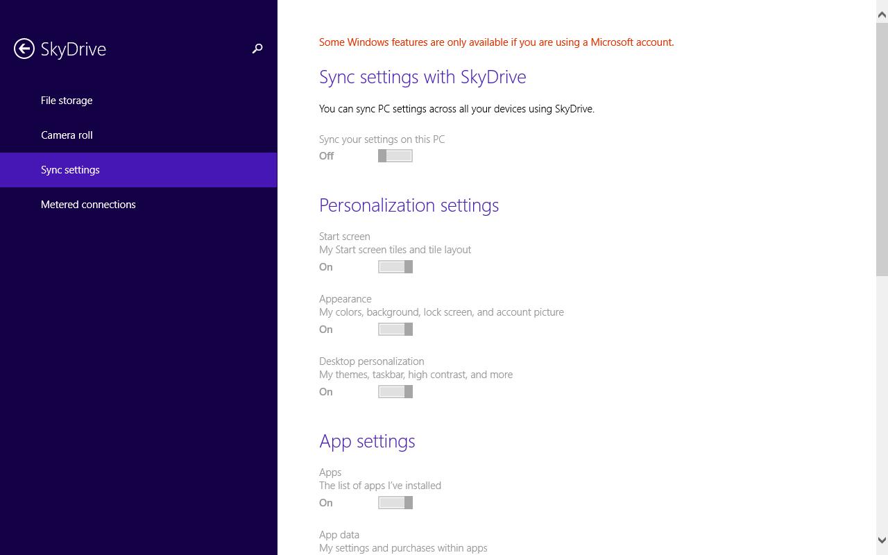Windows 8.1 im Test: Nicht mehr die Suche suchen - ...hat bei einigen Funktionen Schwierigkeiten. (Screenshot: Golem.de)