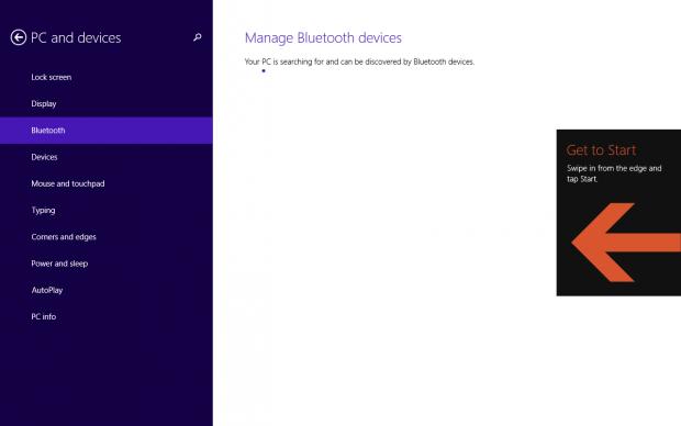 Bluetooth wird jetzt separat unterstützt, was die Nutzung solcher Geräte enorm vereinfacht. (Screenshot: Golem.de)