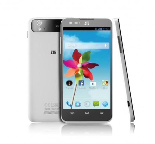 Das neue Grand S Flex von ZTE (Bild: ZTE)