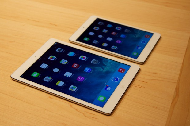 iPad Air und iPad Mini mit Retina Display im Hands on