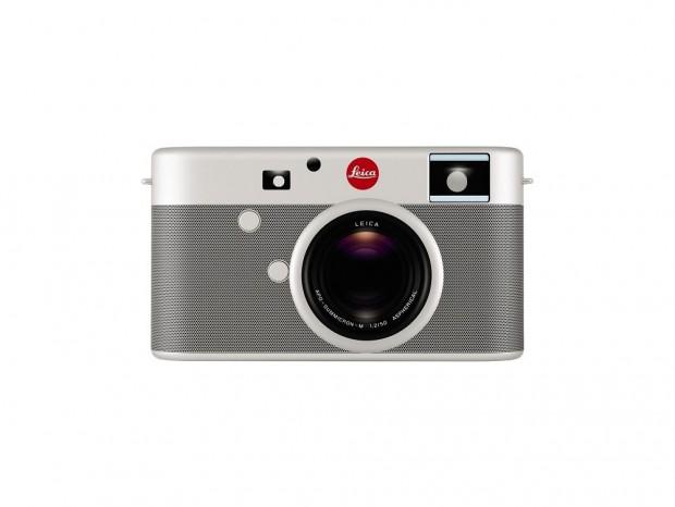 Die Digitalkamera Leica M for (RED)... (Bild: Leica)