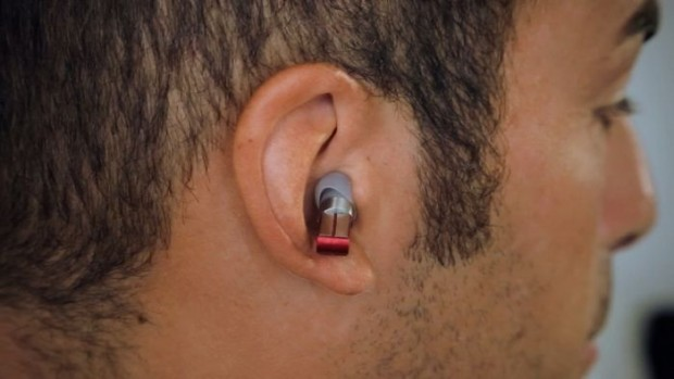 Kein Kabelsalat mehr: Der MP3-Player Split... (Foto: Greenwing Audio)