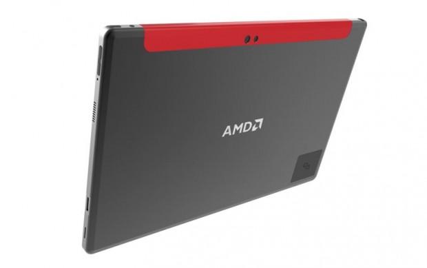 Project Discovery umfasst ein Tablet, eine Dockingstation und einen Controller. (Bild: AMD)