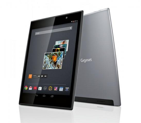 8-Zoll-Tablet QV830 (Bild: Gigaset)