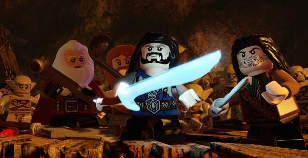 Lego: Der Hobbit (Bilder: Warner Bros.)