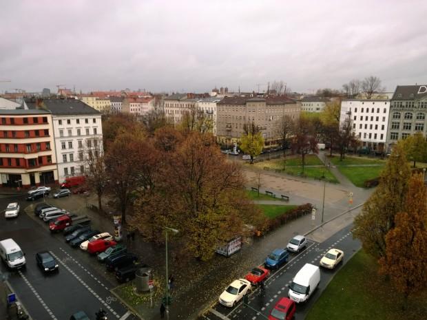 Außenaufnahmen haben beim Lumia 1520 bei automatischem Weißabgleich manchmal einen Farbstich. (Bild: Tobias Költzsch/Golem.de)