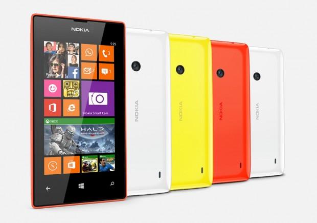 Lumia 525 (Bild: Nokia)