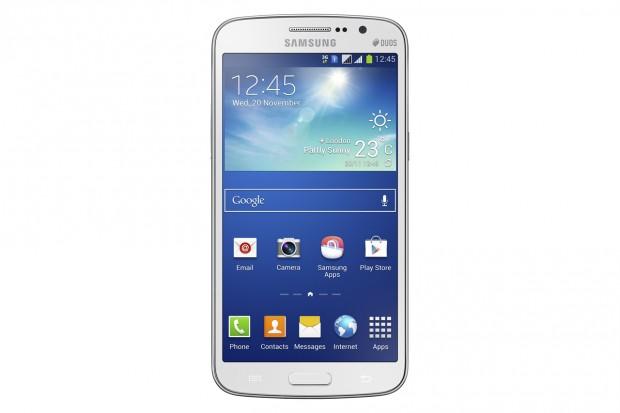 Das neue Galaxy Grand 2 von Samsung (Bild: Samsung)