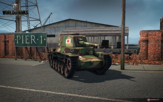 Neue Panzer in World of Tanks (Bilder: Wargaming)