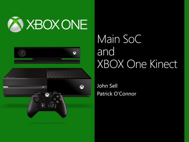 Das SoC der Xbox One im Überblick  (Bild: Microsoft)